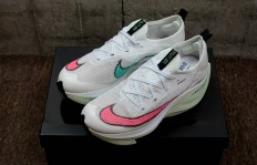 纯原Nike Air Zoom Alphafly NEXT 白红CI9925100