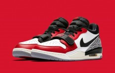 "Jordan Legacy 312 Low ""Chicago""发售时间及价格"