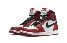 "Air Jordan 1 High""Chicago""发售时间及价格"