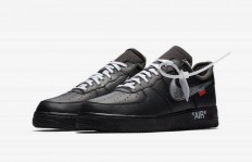 "Off-White x Nike Air Force 1""MoMA""发售时间及价格"