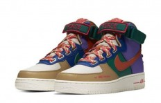 Nike WMNS Air Force 1 High Utility发售时间及价格