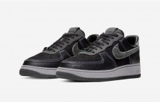 "A Ma Maniere x Air Force 1 ""Hand Wash Cold"" 限量 5269 双 下月发售货号CQ1087-001"