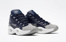 "Reebok Question Mid ""Georgetown"" 乔治城配色发售"