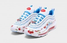 "Nike Air Max 97 GS SE ""Cherry"" 樱桃货号:CW5806-100"
