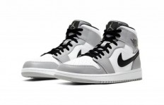 Air Jordan 1 Mid「Light Smoke Grey」最后补货机会