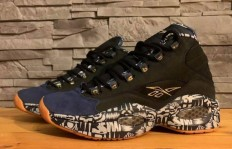 "Reebok Question Mid ""Iverson Roundball Classic"" 曝光"