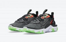 "Nike React Vision ""Worldwild"" 货号:CT2927-001"