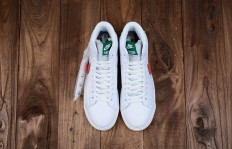 纯原Nike Blazer Mid 1977 Vntg Stranger Things Hawkins High School 怪奇物语货号:CJ6101100